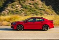 2022 Acura TLX Spy Shots