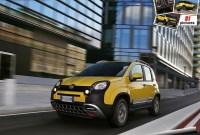Fiat Panda Cross 2021 Powertrain