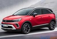 Opel Crossland 2021 Drivetrain