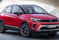 Opel Crossland 2021 Release date