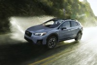 Subaru XV 2021 Powertrain