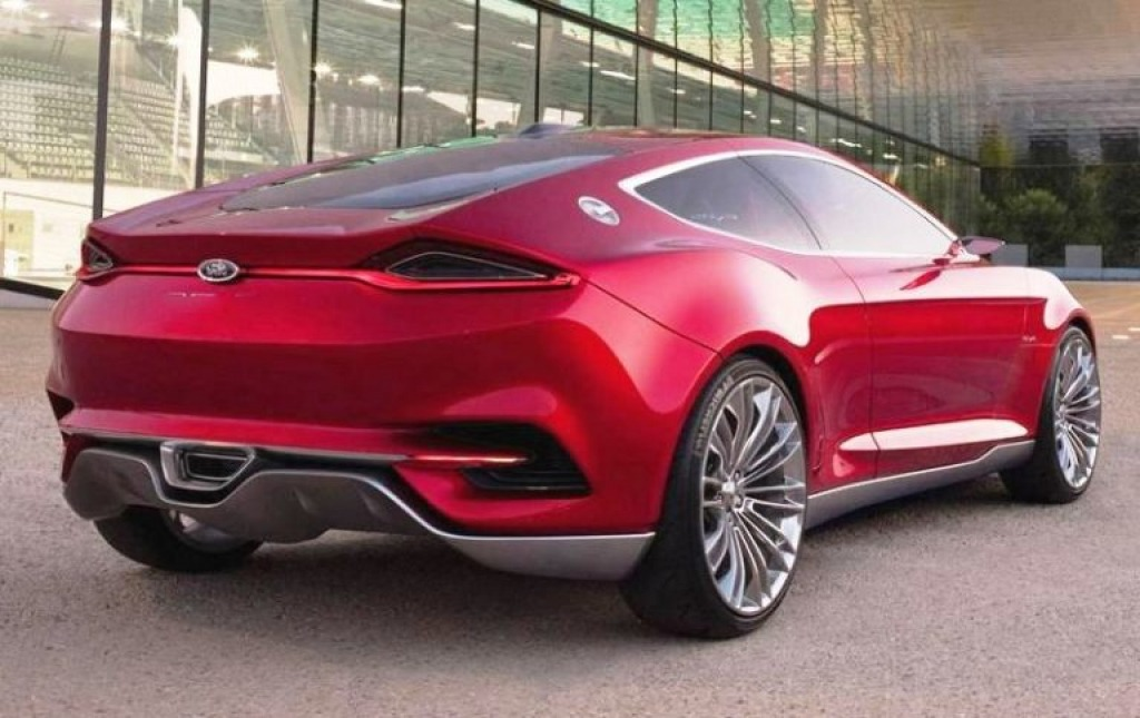 2021 Ford Thunderbird Wallpapers