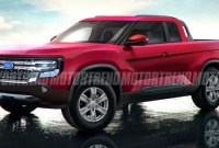 2022 Ford Courier Pictures