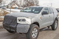 2022 Ford Courier Powertrain