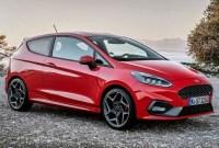 2022 Ford Fiesta Spy Shots
