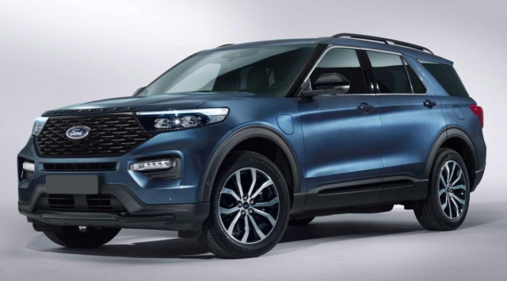 2022 Ford Flex Spy Shots