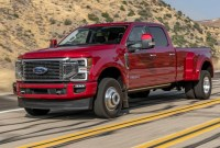 2022 Ford Super Duty Lineup Redesign