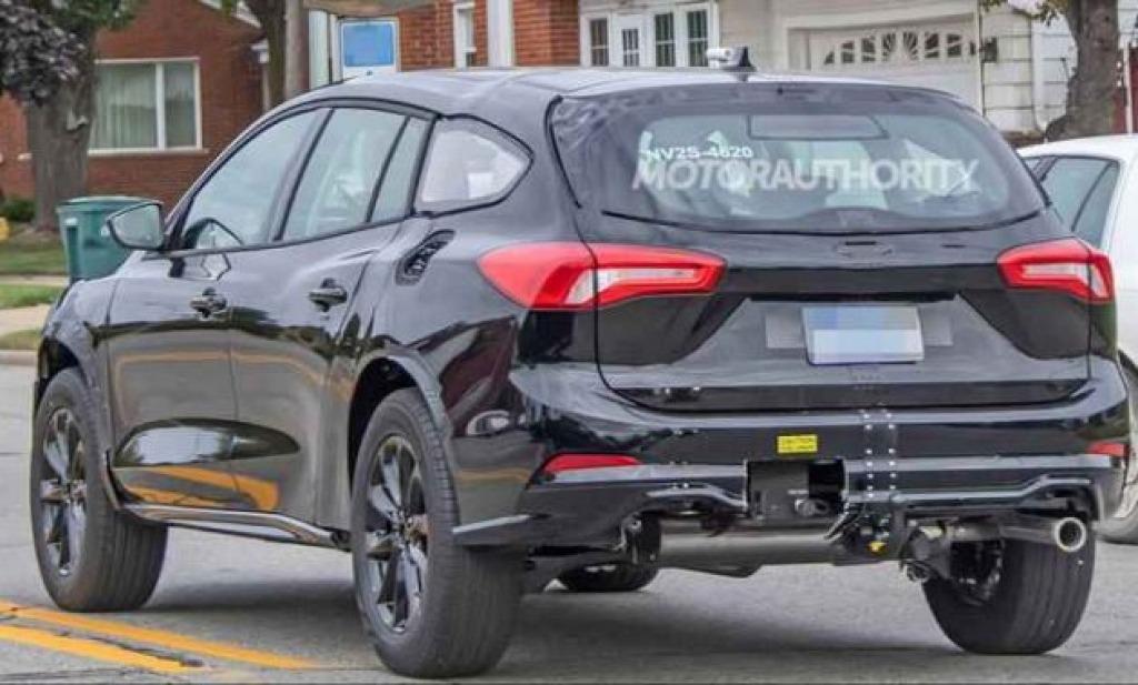 2023 Ford Fusion Active Spy Photos