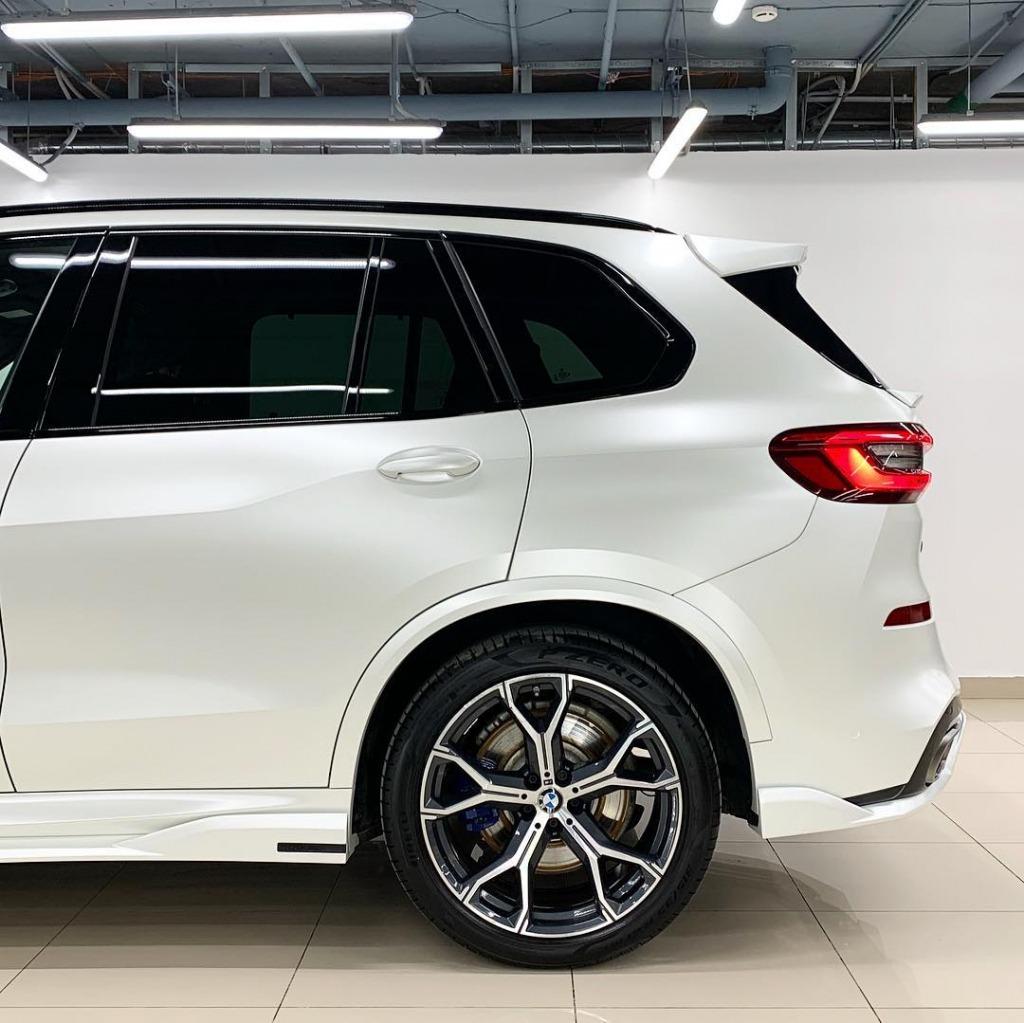 2022 BMW X5 Powertrain