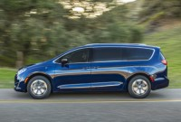 2022 Chrysler Pacifica Release date