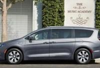 2022 Chrysler Pacifica Spy Shots