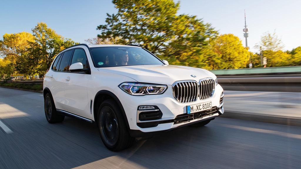 2023 BMW X5 Concept