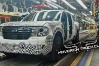 2023 Ford Maverick Exterior