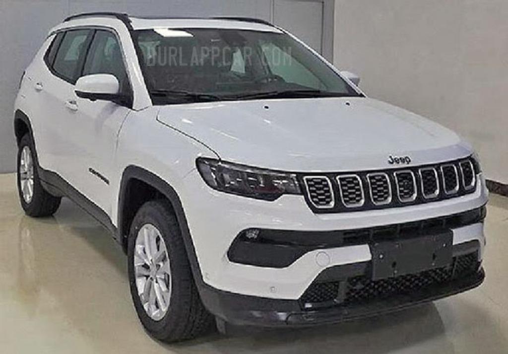 2023 Jeep Compass Interior