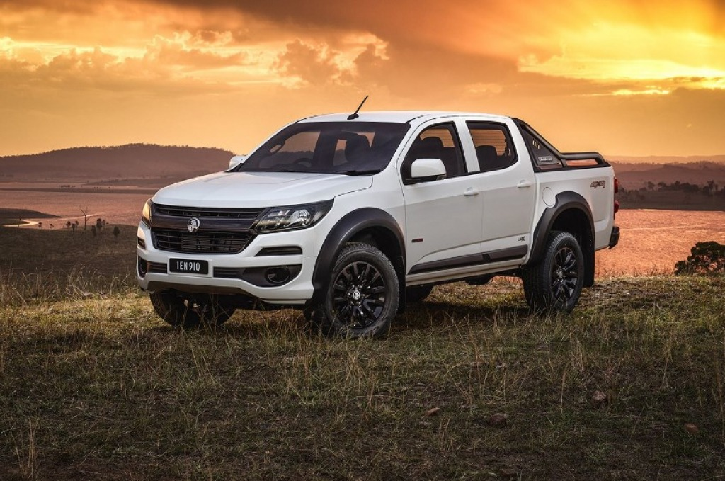2021 Holden Colorado Price
