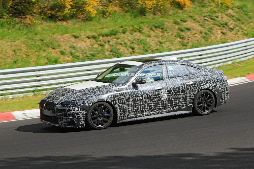 2022 BMW 4 Series Gran Coupe Images