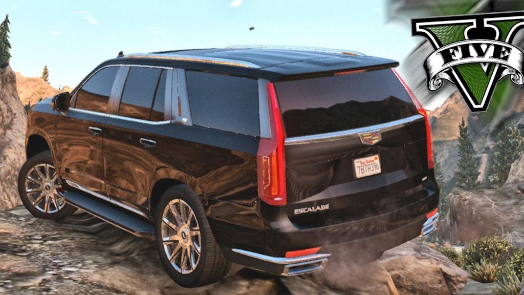 2022 Cadillac Escalade EXT Drivetrain