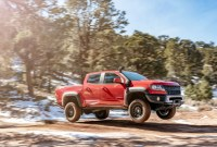 2022 Chevy Colorado Redesign