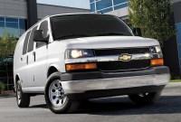 2022 Chevy Express Van Pictures