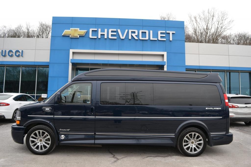2022 Chevy Express Van Release Date