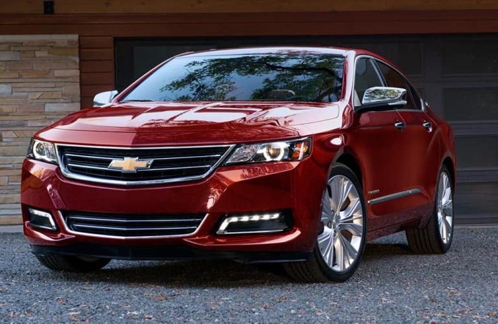 2022 Chevy Impala Concept