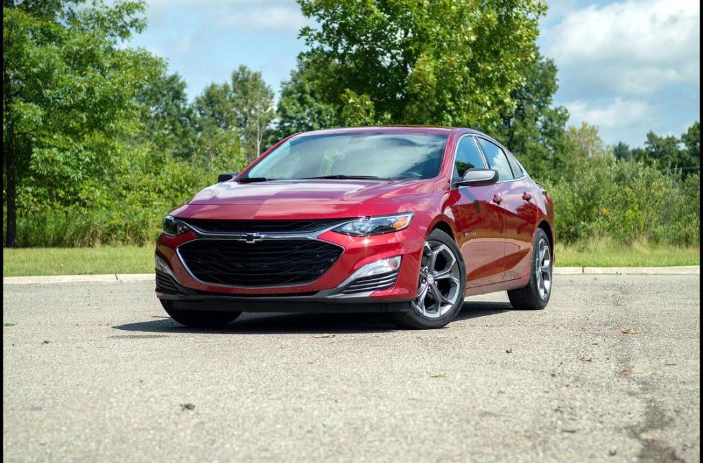 2022 Chevy Impala Images