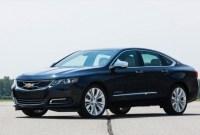 2022 Chevy Impala Spy Photos