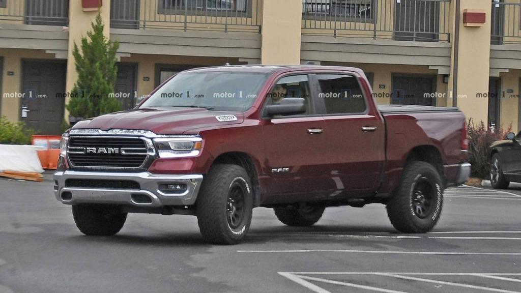 2022 Dodge RAM Drivetrain