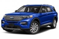 2022 Ford Explorer Spy Shots