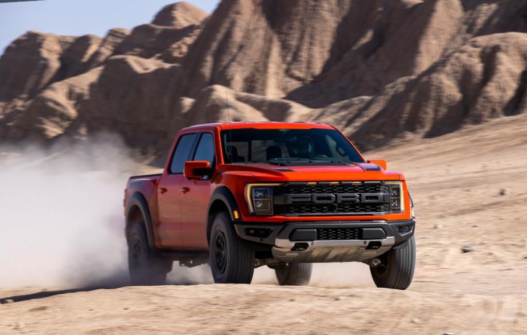 2022 Ford F150 Raptor Images