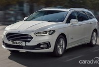 2022 Ford Fusion Active Pictures