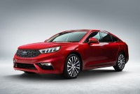 2022 Ford Fusion Active Redesign