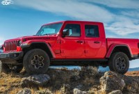 2022 Jeep Gladiator EcoDiesel Concept