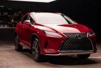 2022 Lexus RX Engine