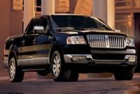 2022 Lincoln Mark LT Exterior