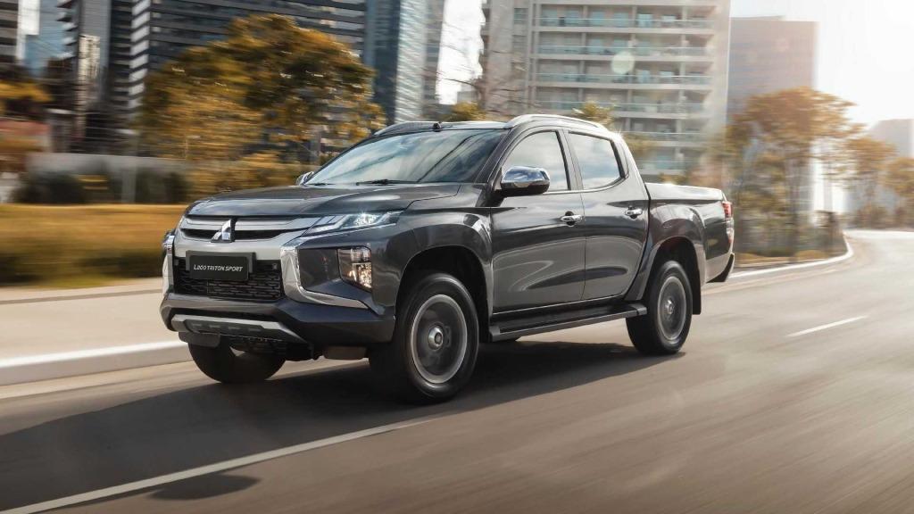 2022 Mitsubishi L200 Release Date