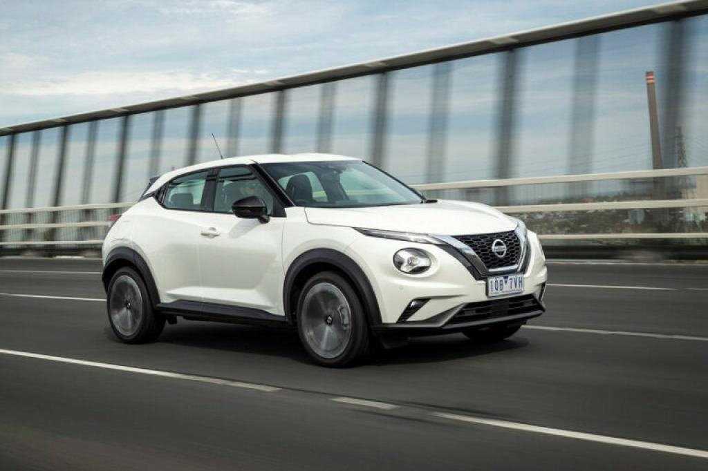 2022 Nissan Juke Release Date