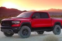 2022 RAM 1500 Pickup Truck Interior