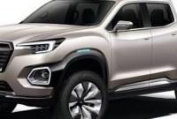 2022 Subaru Baja Pickup Truck Redesign