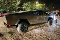 2022 Tesla Cybertruck Drivetrain