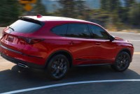 2023 Acura MDX Drivetrain