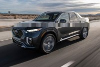 2023 Hyundai Santa Cruz Concept