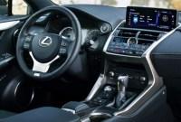 2023 Lexus NX Specs