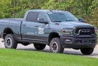 2023 Ram 2500 Power Wagon Release date