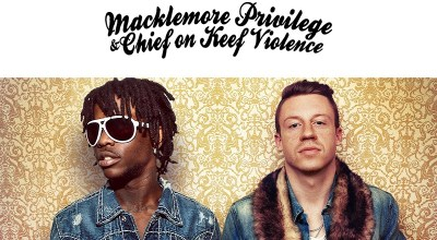 Raz Simone Macklemore Privilege & Chief on Keef Violence