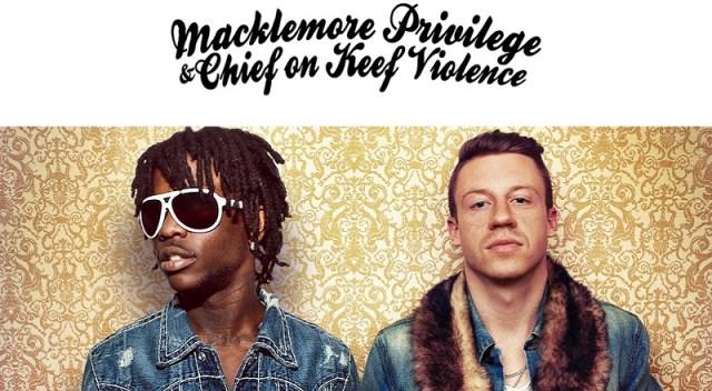 Raz Simone Macklemore Privilege & Chief on Keef Violence