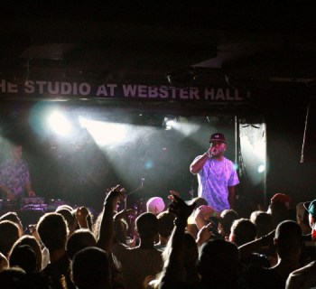 [Video] YONAS Performs at Webster Hall NYC 7.2.15