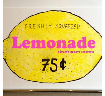 "[Audio] ""Lemonade"" - Noah Vinson"