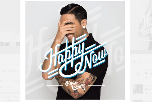 Album review happy now ryan caraveo upcoming hip hop more album review happy now ryan caraveo malvernweather Image collections
