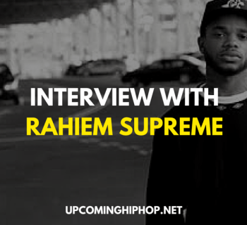[Interview] Rahiem Supreme Talks Idols, Motivations, and More